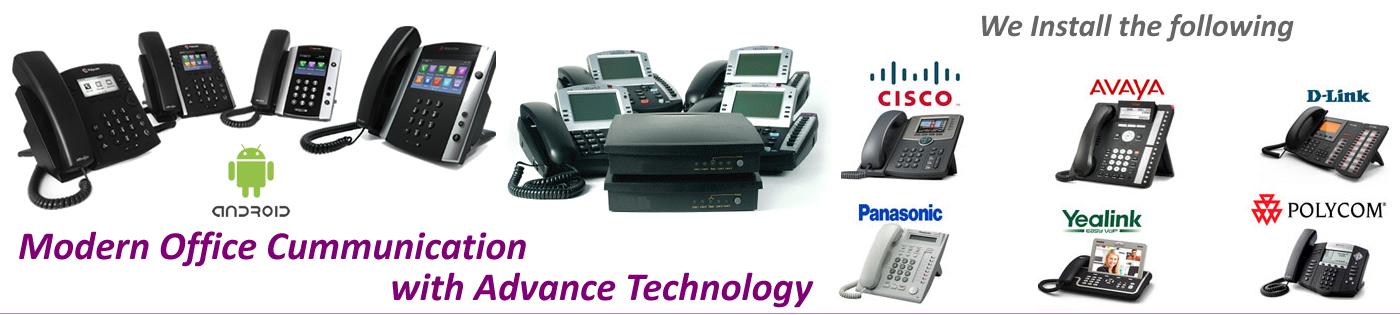 Telephone PBX/IPBX
